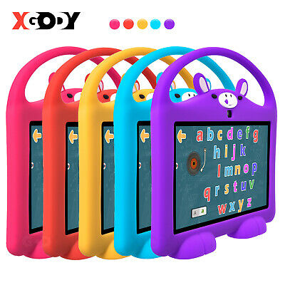 £50.88 • Buy XGODY 7'' HD Android 8.1 Kids Tablet PC 1+16G IPS 2xCamera Quad-core Bundle Case