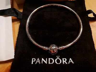 AU59.99 • Buy Christmas Gift Pandora Moments Bangle- 21cm【AU Stock】Item#590713