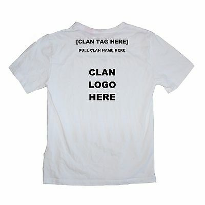 $ CDN22.04 • Buy Clan Gamer Tag Video Game PC Xbox PS4 Shirt Kid Sizes And S-XXXL Various Colours