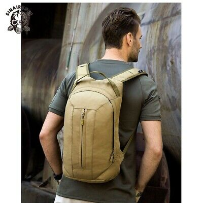 AU33.59 • Buy 25L Military Tactical Backpack Molle Rucksack Camping Hiking Trekking Bag Travel
