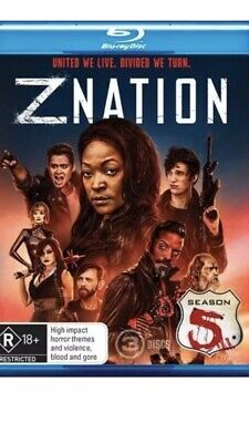 AU20 • Buy Z Nation - Season 5  Blu Ray