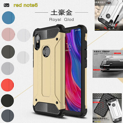 $1.94 • Buy For Xiaomi Redmi Note 8 7 9 Pro 8T Mi 9 A3 Lite 7A Shockproof Rugged Armor Case