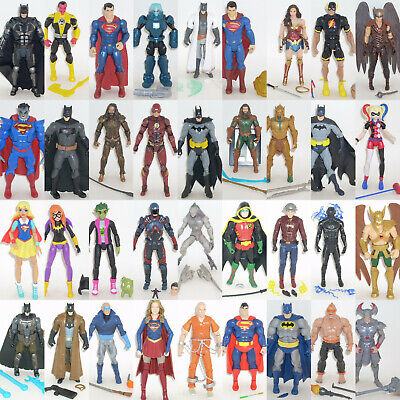 Mattel DC Universe 3.75in Action Figures New