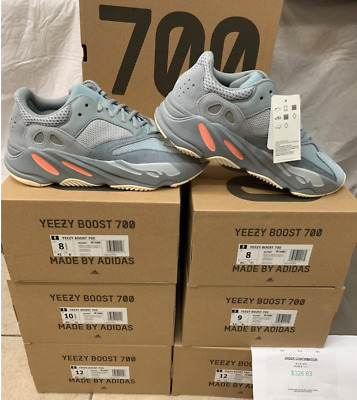 $ CDN617.75 • Buy Adidas Yeezy 700 Inertia Grey Inertia EG7597 Authentic Sizes: 8.5~13