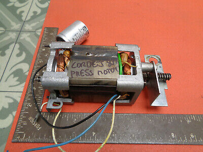 View Details Cordes 838 Roller Ironing Machine Press Electric Motor LOTMPTC5BRP • 50.00£