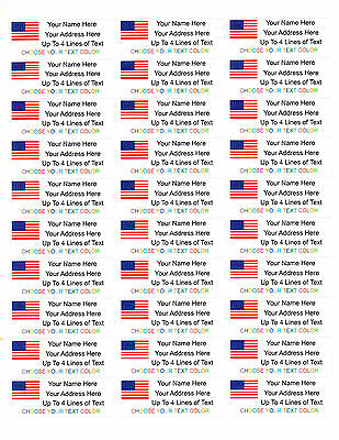 $2.49 • Buy 60pcs Personalized Return/Mailing Address Labels - 1  X 2.625  - Free Shipping