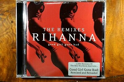 AU15 • Buy Rihanna - Good Girl Gone Bad, The Remixes  -  CD, VG