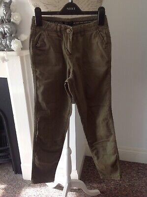 £5 • Buy Girls New Look Chinos Age 11