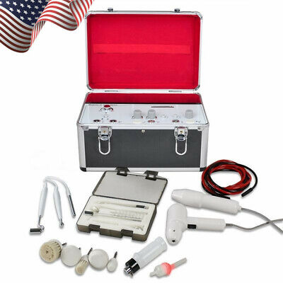 Pro 5 In1 High Frequency Galvanic Facial Brush Vacuum Spray Beauty System USA • 109.76£