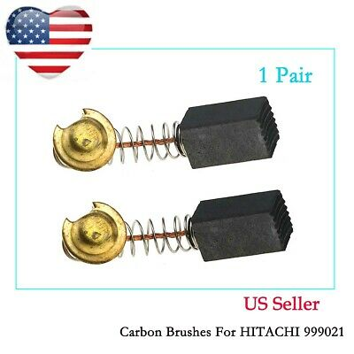 Carbon Brush For Hitachi WH14 Impact Wrench C8FSE Slide Compound Saw • 5.11£
