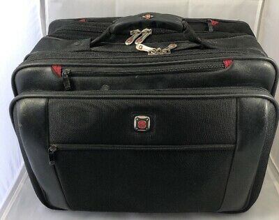 $ CDN31.41 • Buy Swiss Gear Laptop And Luggage Carry In Bag 6+ Compartments Roll Away