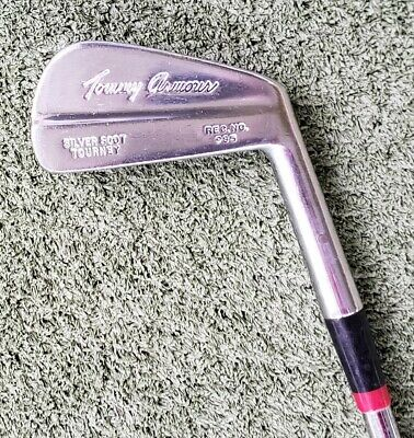 $9.99 • Buy MacGregor Tommy Armour  3  Iron Silver Scot Tourney 985