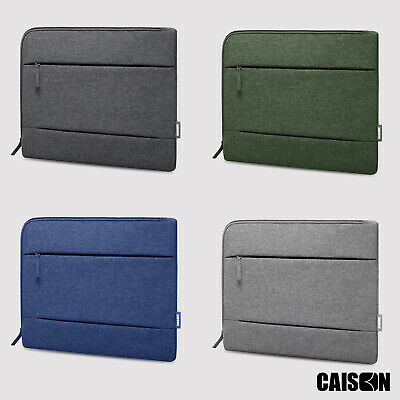 AU28.99 • Buy CAISON Laptop Sleeve Case For MacBook / Surface / Lenovo / Dell / HP / Asus