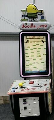 Coin Operated Doodle Jump Arcade Machine • 1,795£