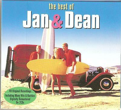 £5.99 • Buy The Best Of Jan & Dean - 2 Cd Box Set - Heart And Soul * Gee & More