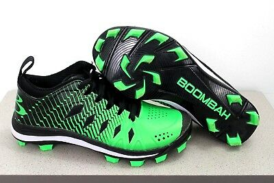 f7b8c5961 Boombah All Black Turf Shoes - Image Of Shoes