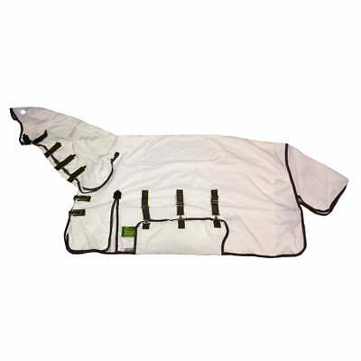 £70.95 • Buy Shires Highlander Plus Sweet-Itch Combo Horse Fly Rug Belly/Tail Flap Anti Rub