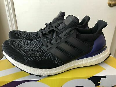 $199.99 • Buy 2018 Adidas Ultra Boost 1.0 OG 7-14 Core Black Purple G28319 UltraBoost