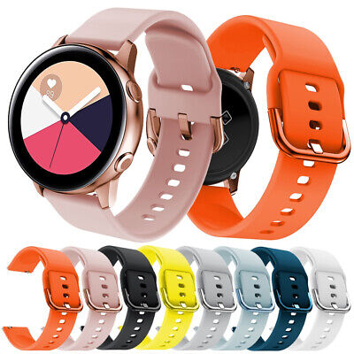 AU8.85 • Buy For Samsung Galaxy Watch Active 2 Smartwatch Replacement Strap Band Bracelet