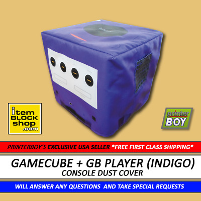£14.54 • Buy Nintendo GameCube + GameBoy Player Indigo Console Dust Cover Exclusive US Seller