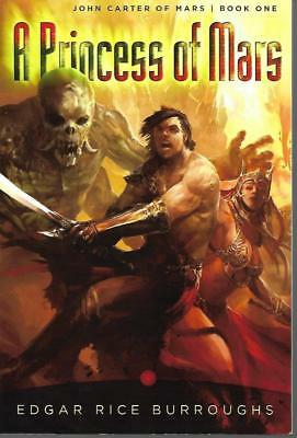 $4.95 • Buy John Carter Of Mars: A Princess Of Mars By Edgar Rice Burroughs (2011, SC)