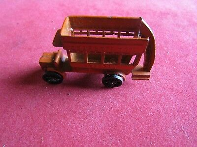 $ CDN15.18 • Buy Vintage Charbens Toys General Double Decker Bus Made In England