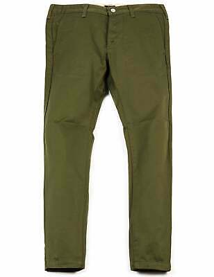 Edwin Jeans 55 Chino - Military Green • 90£
