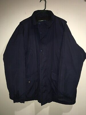 8bbb231ecd16f CABELA'S Coat DRY-PLUS Waterproof Breathable Blue Jacket Mens Size 2XL •  34.99$