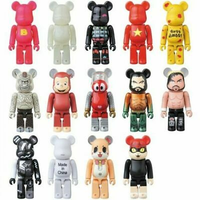 $13.99 • Buy Bearbrick Be@rbrick Series 36 & Series 37 100% Blind Box By Medicom - You Pick!