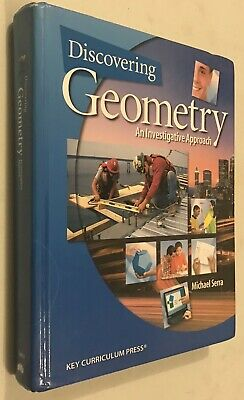 $9.99 • Buy Discovering Geometry: An Investigative Approach By Michael Serra 2008 Hardcover