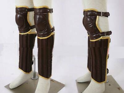 $ CDN63.02 • Buy Harry Potter Movies Leg & Arm Guard Gloves Cosplay Quidditch Costume Leather