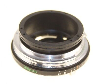 Canon Fd 28mm F2.8 Lens Helicoid Unit New Genuine Cy1-2082-000 • 14.50£