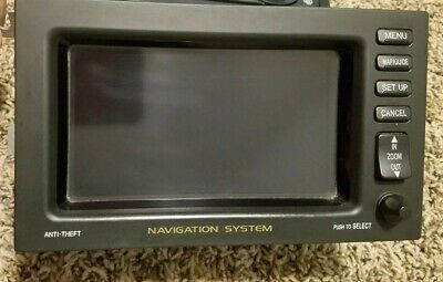 $108.75 • Buy 2003 2004 2005 Honda Pilot OEM Navigation GPS Display Screen 39810-S9V-A020-M1