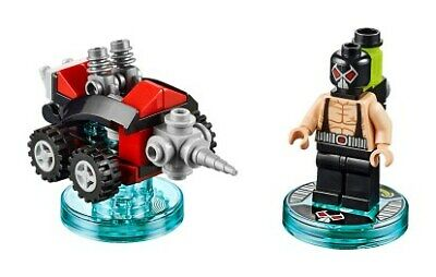 £4.19 • Buy LEGO Dimensions - Bane And Drill Driver Split From 71240 Choose One CHEAP