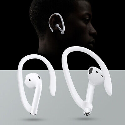 AU1.65 • Buy 1Pair Wireless Ear Hanging Hook Accessories Silicone Holders For Apple Airpods