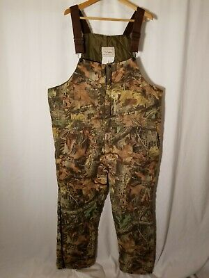 97f63ba841775 Walls Outdoor Insulated Bib Overalls Camo Hunting Pants Mens 2XL Short XXL  • 47.77$