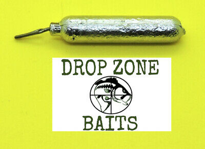 AU13.30 • Buy 25 Count 1/8 Oz Finesse / Cylinder Drop Shot Sinkers / Weights