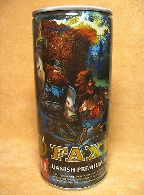 $ CDN28.79 • Buy  FAXE  111 Viking Empty Beer Can Limited Edition Russia