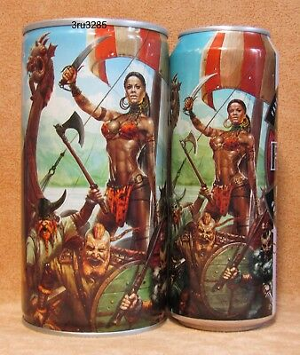 $ CDN26.59 • Buy  FAXE  SAVAGE Empty Beer Cans Limited Edition Russia 2018 2pcs