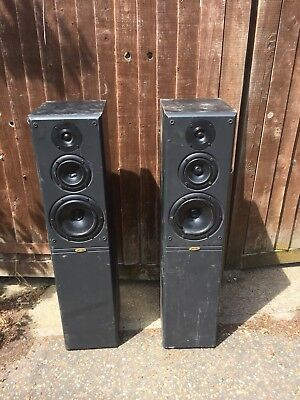 Jpw Ml910 Tower Speakers Need New Drum • 25£