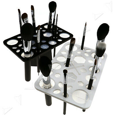 AU22.04 • Buy Professional 28 Piece Make Up Brush Set With Cosmetic Brushes Holder 2 Color