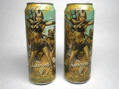 $ CDN17.52 • Buy 2 FAXE Hunter Beer Can Limited Edition Russia