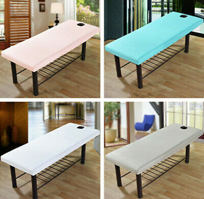 £7.99 • Buy 190x70cm Cover For Beauty Massage Elastic Spa Bed Table Salon Couch Bedding New