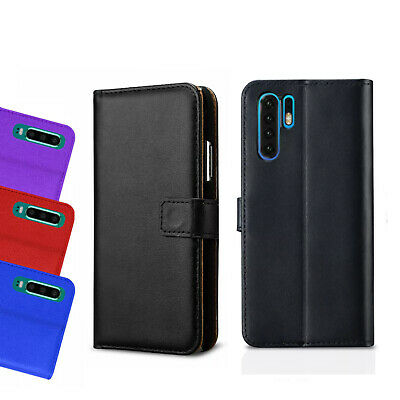 Case For Huawei P20 P30 P40 Pro Lite Luxury Leather Magnetic Flip Wallet Cover • 3.49£