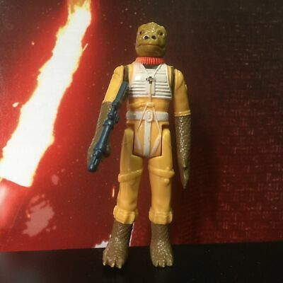 $ CDN20 • Buy Star Wars Vintage Complete Bossk Bounty Hunter Figure 1980