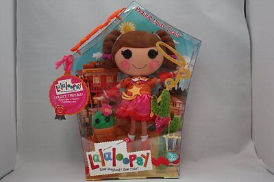 $29.99 • Buy Lalaloopsy Prairie Dusty Trails With Pet Cactus Full Size Doll Mip Sew Magical