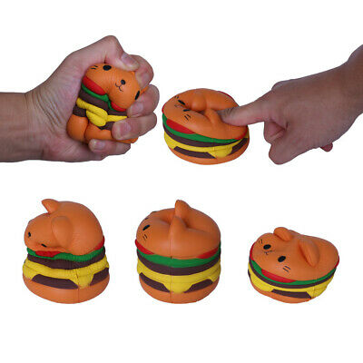 AU16.16 • Buy Jumbo Slow Rising Squishies Scented Squishy Squeeze Toy Stress Reliever Squishes