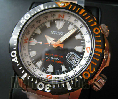 $ CDN11676.07 • Buy SEIKO PRINCE MONSTER Limited Edition 200M Professional Diver Watch SNM039K 7S35