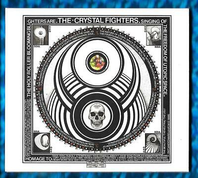 CRYSTAL FIGHTERS-CAVE RAVE CD ALBUM(2013)LOVECD258 Love Da Records (Hong Kong) • 6.97£