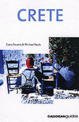 Crete (Cadogan Guide Crete), Facaros, Dana & Pauls, Michael, Used; Good Book • 29.03£